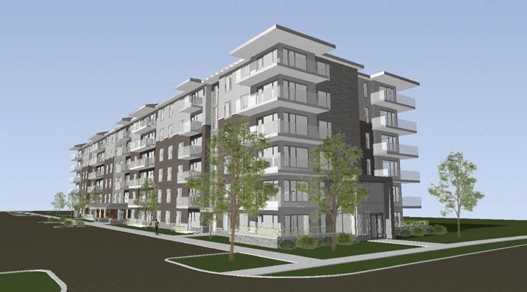 Sixth Storey Added To Proposed South Guelph Apartment ...